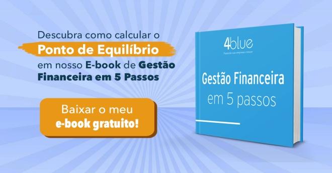 banner gestão financeira 5 passos